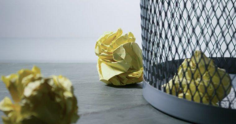 Soorten afvalbakken